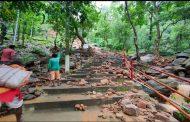 पिथौरागढ़ के गांव में बादल फटा, तीन की मौत, 11 लापता