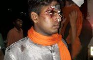 रुद्रपुर कोतवाली के गेट पर कांग्रेसियों का डेरा
