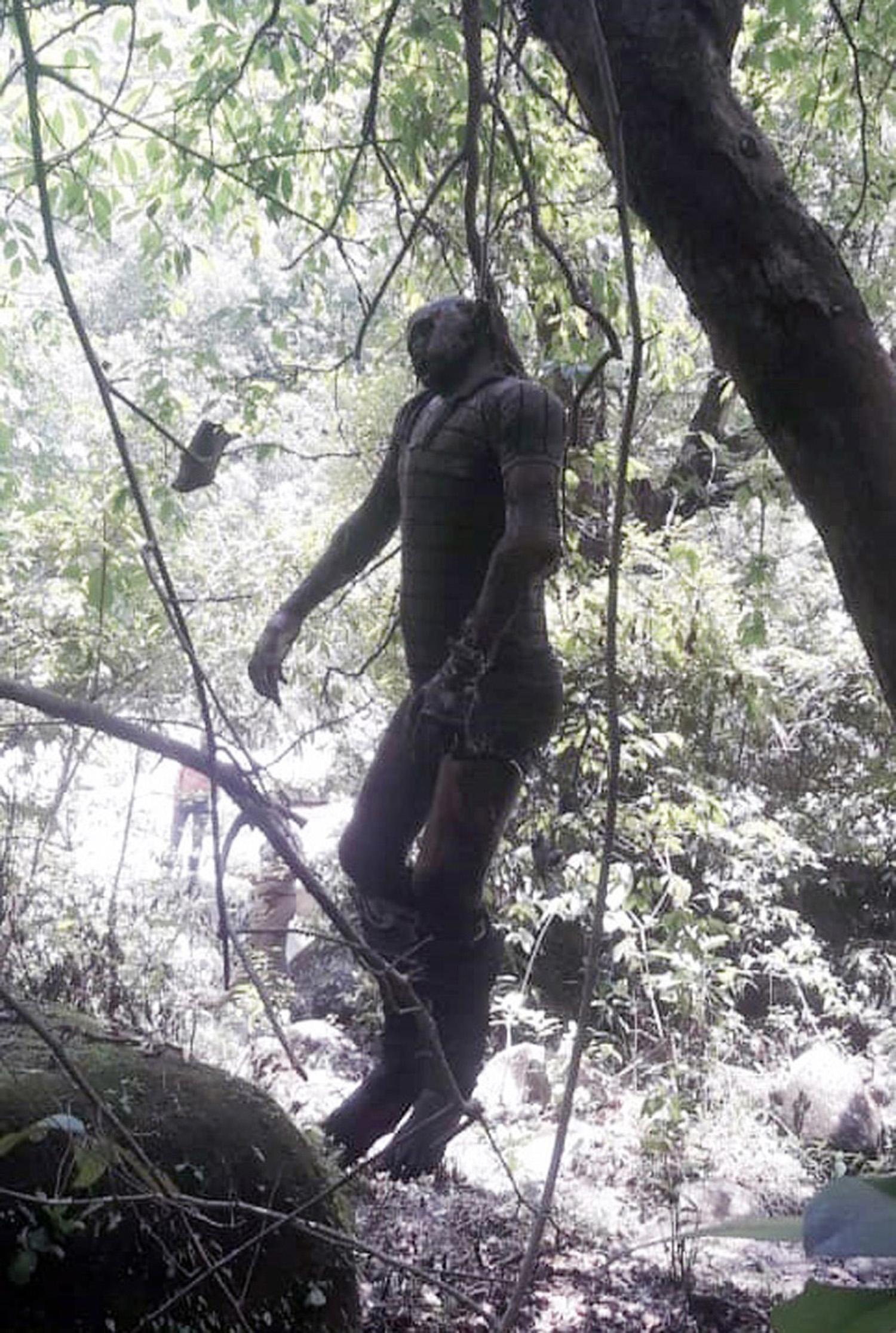 पेड़ पर झूलता मिला फरार बंदी