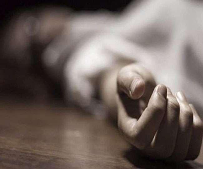 कोरोना पॉजिटिव महिला की मौत
