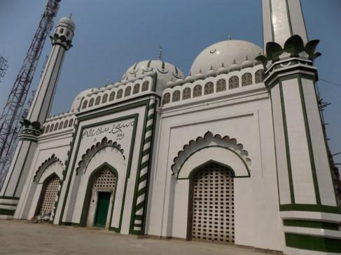 अयोध्या में दिखाई देगी हुमायूं मकबरे की झलक, लोगो जारी