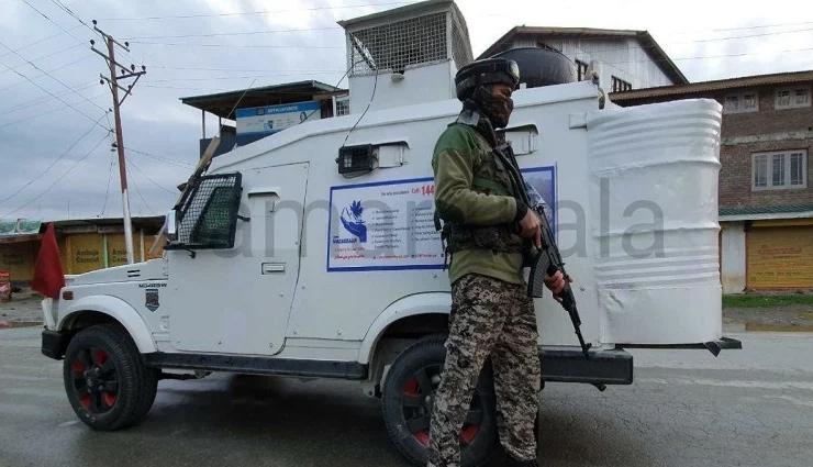 बारामुला में आतंकी हमला, एक एसपीओ दो जवान शहीद