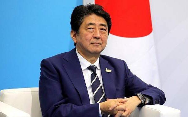 जापान के प्रधानमंत्री शिंजो आबे का प्रधानमंत्री पद से इस्तीफा