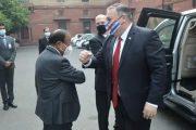 अजित डोभाल ने US विदेश मंत्री और रक्षा मंत्री से हाथ मिलाने के बजाए इस 'खास अंदाज' में किया स्वागत
