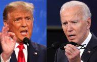 अमरीकी राष्ट्रपति चुनावः ईरान, चीन और कोरोना पर भिड़े ट्रंप और बाइडन