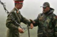 भारत की सीमा पर पकड़ा गया चीनी सैनिक,सेना ने पेश की इंसानियत की  मिसाल,पी एल ए को सौपने का लिया फैसला