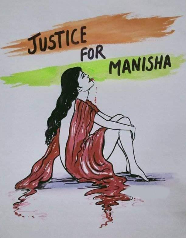 Manisha want Justice