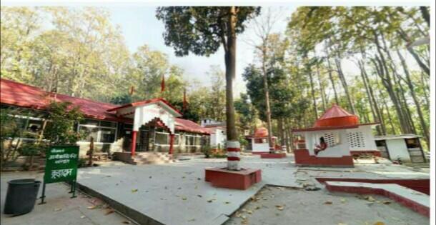 कुमॉऊँ के द्वार पर स्थित कुछ खास है माँ का यह मंदिर