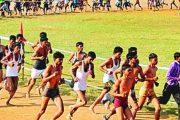 3056 में से 514 युवा ही पार कर सके दौड़...