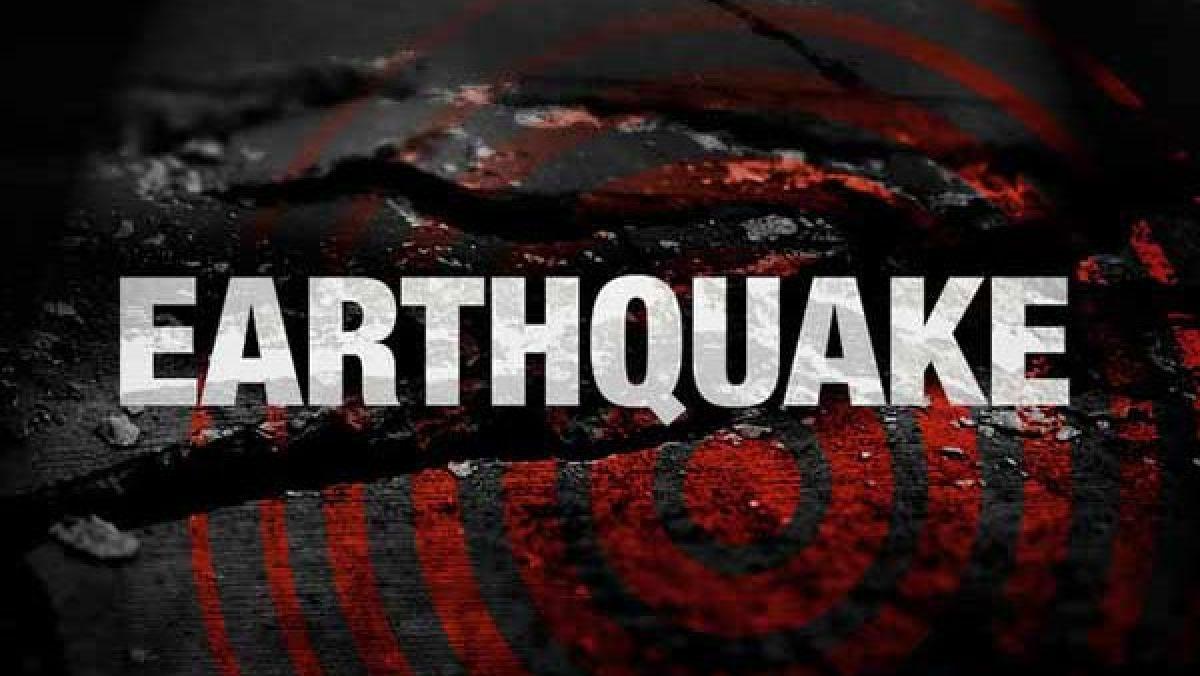 भूकंप के झटके,10 से 15 सेकंड तक हिली धरती...